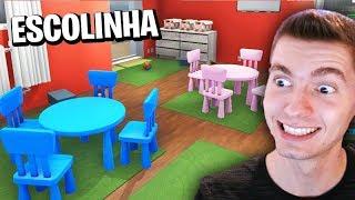 A ESCOLINHA de CRIANÇA!!! - House Flipper