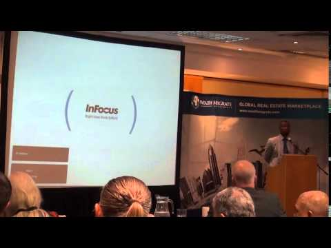Q&A Panel, speaks at 2014 Rode - REIM, Cape Town Conference