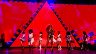 Beyoncé Naughty Girl Baby Boy Glastonbury 2011