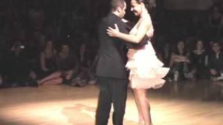 Oliver Kolker & Silvina Valz - Milonga De Mis Amores - Portland ValenTango 2009