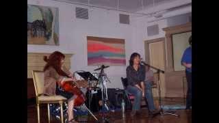 Saadet Turkoz/Helena Espvall/Katt Hernandez - Fuel Colletion, Philadelphia 5/25/2007