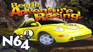 Beetle Adventure Racing - Nintendo 64 Review - HD