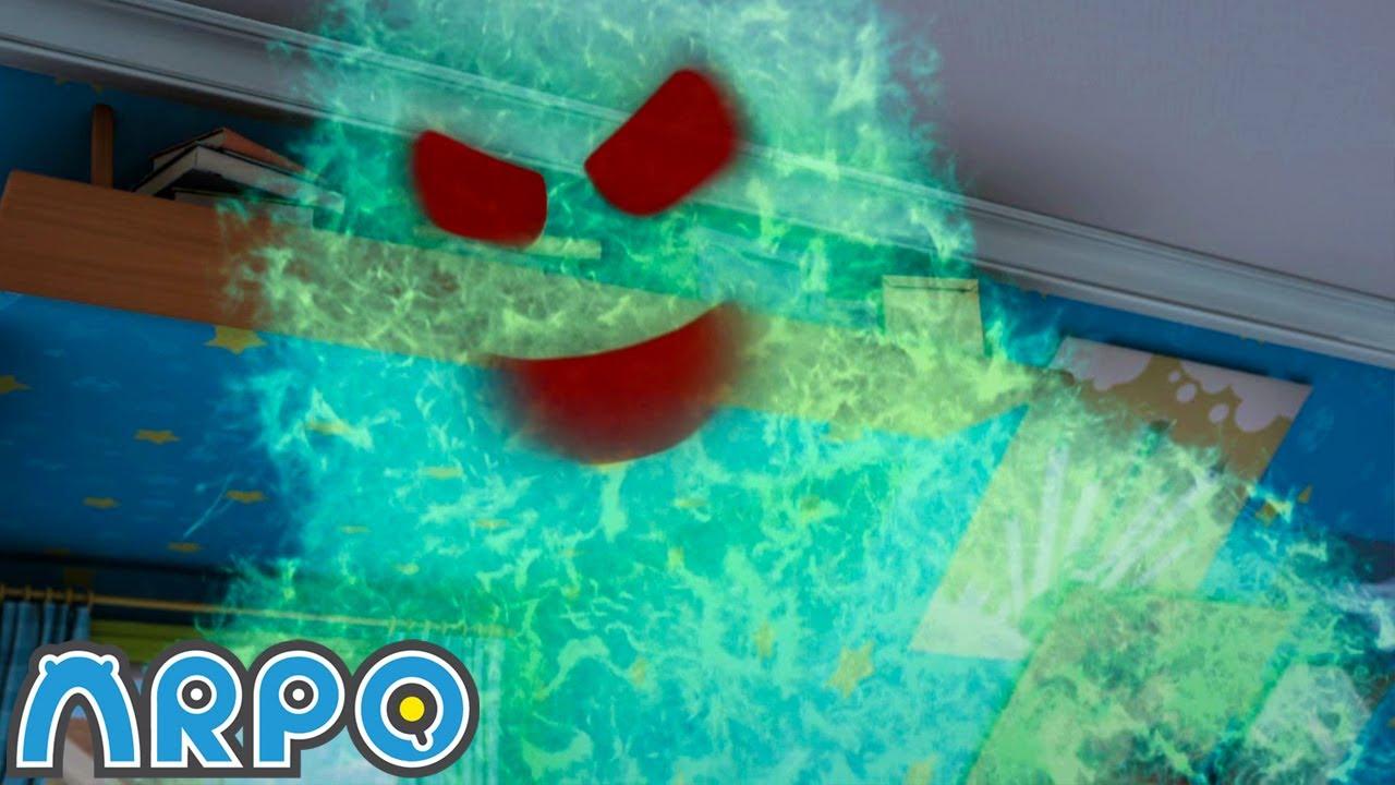 독감과의 전쟁 ・ 재미있는 어린이 만화 모음! ・ 로봇알포 Arpo The Robot