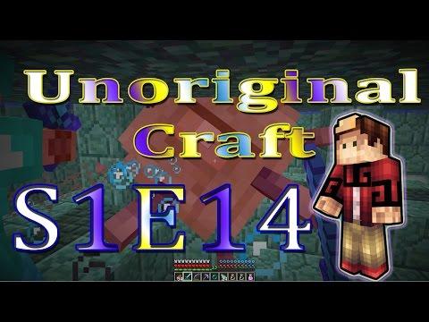 UnroginalCraft SMP S1E14 -  Let's Go Offshore Fishin'