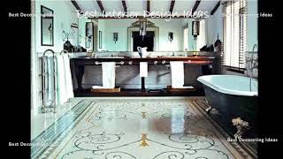 Video How to design a bathroom tile floor | Best of Inspirational & Beautiful Bathrooms Pictures download MP3, 3GP, MP4, WEBM, AVI, FLV Agustus 2018