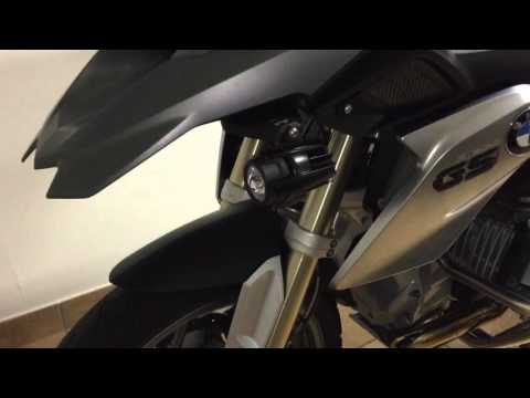 Wrapping and plastic spray Bmw R 1200 Gs Lc - YouTube