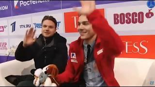 Антон Шулепов Финал Кубка России 2020 Произвольная программа