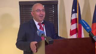 Hon. Dr. Armen Baibourtian, Consul General of Republic of Armenia in Los Angeles—July 1, 2019