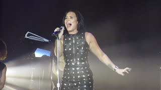 Demi Lovato Covers Adele