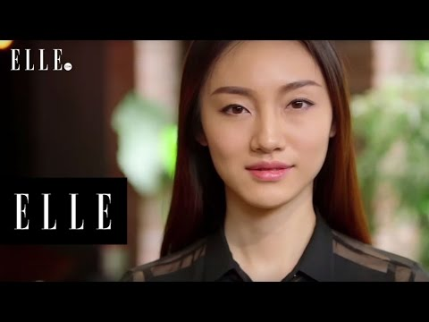 April Long Explores the Meaning of Beauty in China | ELLE