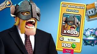 Yeni Kart Elit Barbarlar Ne Yapar Clash Royale