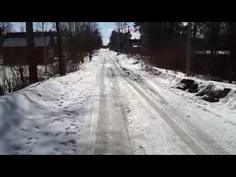 Луга. Улица Ивана Дмитриева