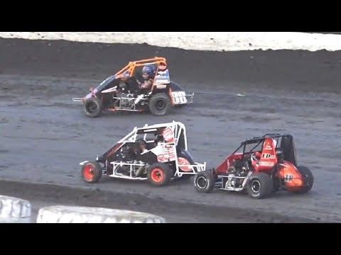 600 Micro Sprint MAIN 6-30-19 Petaluma Speedway