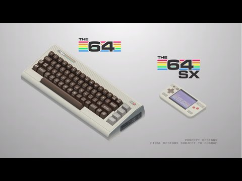 Commodore 64 Handheld and Console Indiegogo - #CUPodcast