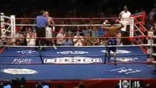 Manny Pacquiao sparring mate - Shawn Porter wins by KO over Pinzon Apr 16, 2010