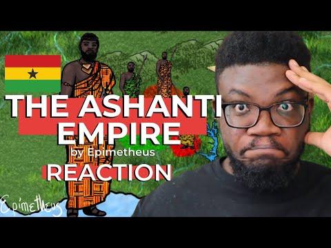 """History of the Ashanti Empire (Ghana Africa)"" by  @Epimetheus   Reaction Video"