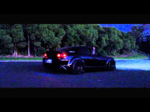 JDM Rx8, Backfire and making donuts
