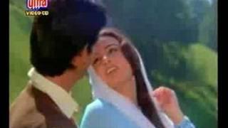 Hum Chup Hai Ke Dil Sun Rahe Hai (Kishore / Lata)