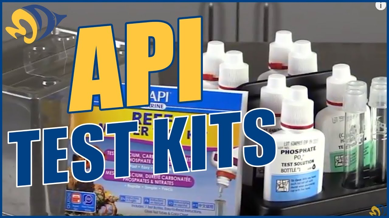 API Saltwater and Reef Master Test Kits: What YOU Need to Know Thumbnail