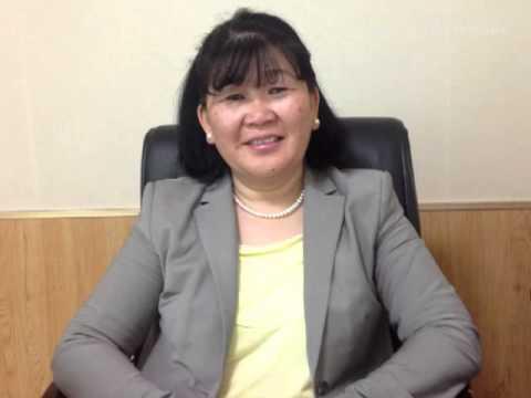 e-DIRAP Interview with Lkhagvasuren Ariunaa, Mongolia on 12 June 2013