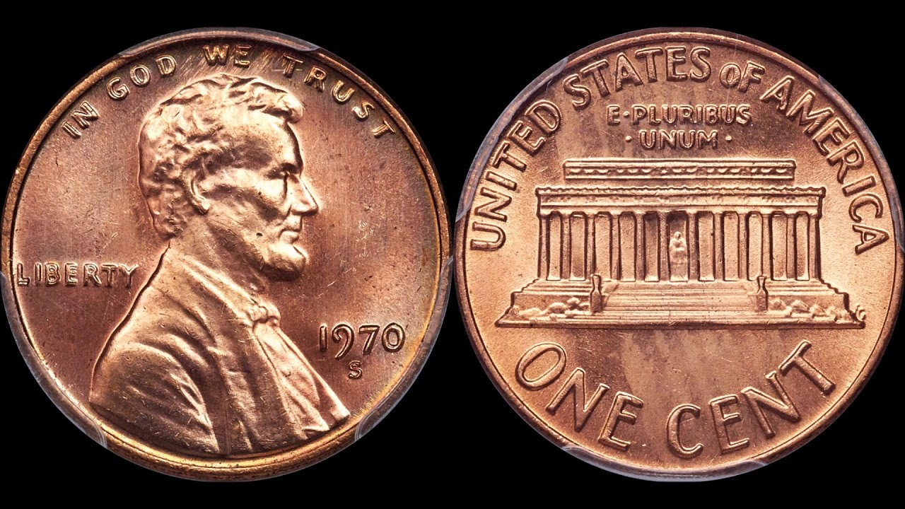 Check Your 1970's Lincoln Cents for This Valuable Coin? - Amazing Variety Can Sell For Thousands ...