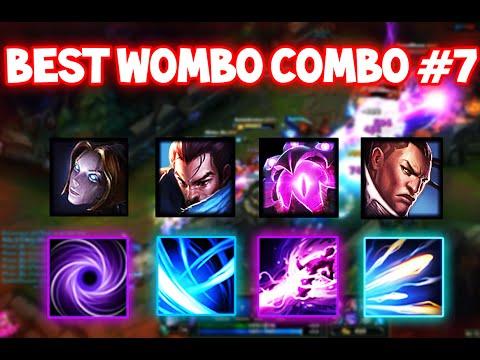 Tổng hợp Combo chuẩn sách giáo khoa LMHT - Best Wombo Combos Compilation #7