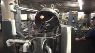 Cherry Burrel 15-gallon S/S Vacuum Processing vessel