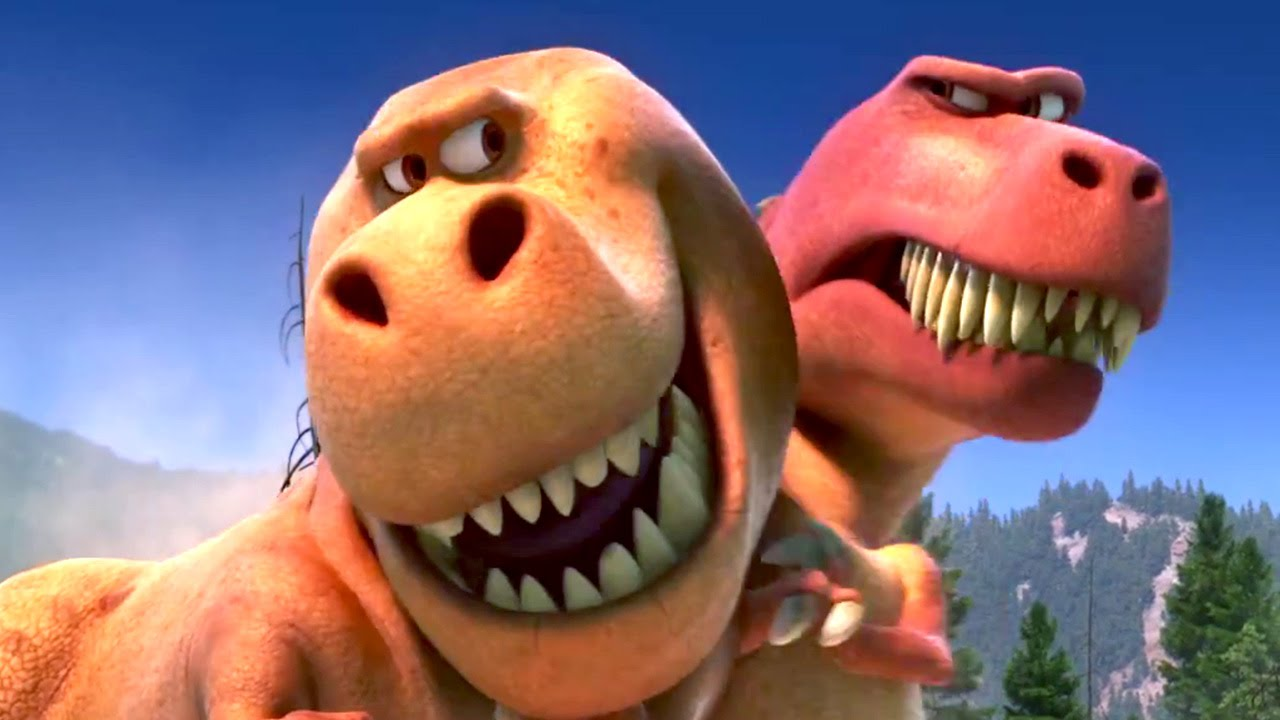 get out of your sister s bubble the good dinosaur movie clip clip