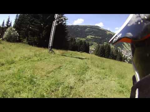 Caméra embarquée - Championnats de France VTT 2012