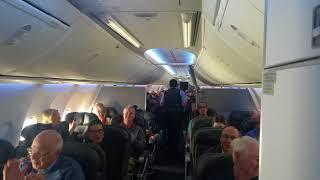 Airplane Karaoke - James Corden Challenge