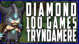 Tryndamere Guide - Diamond in 100 games or less!