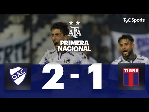 Quilmes 2 vs. Tigre 1 | Fecha 16 | Primera Nacional 2019/2020