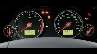 видео Объяснения лампочек на щитках приборов авто