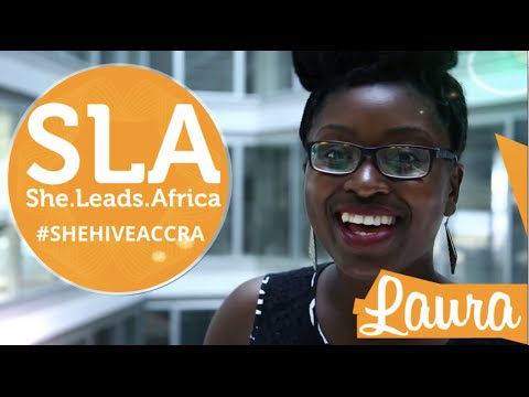 Hear Laura talk about her experiences at She Hive Accra