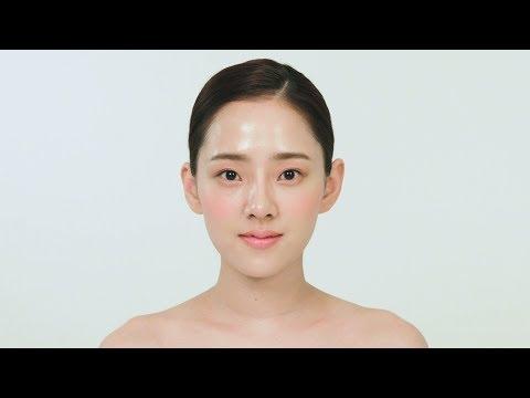 HOW TO USE Refining Eyeshadow Double Veil Peach - 아이섀도우 베일피치 컬러 사용법
