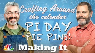 Celebrate Pi Day with DIY Pie Pins - Warning: Do Not Eat! - Making It
