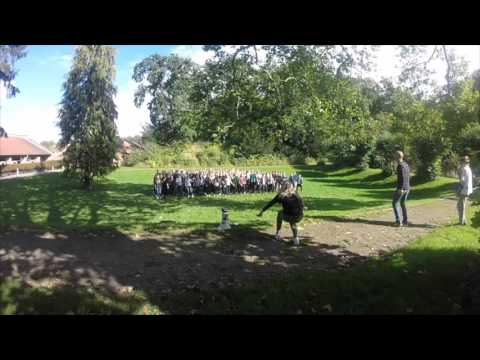 Tølløse slot Efterskole: The castle rocks!