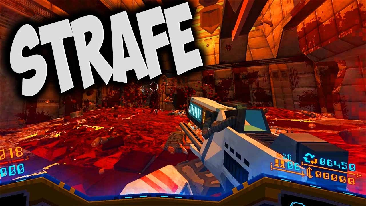 Strafe Streaming