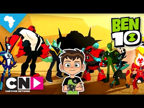 Ben 10 l Meet the Aliens | Cartoon Network thumbnail
