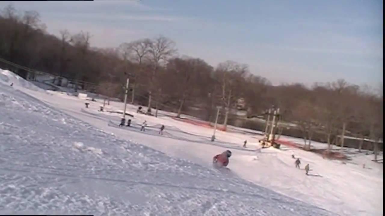snowboarding at raging buffalo - youtube