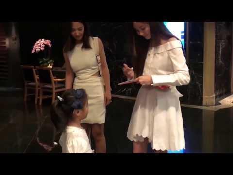 Seohyun & Yuri is a Nice Person