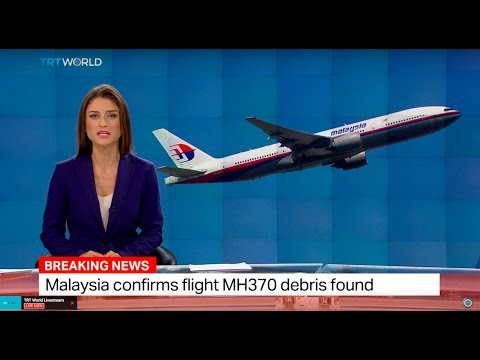Missing Malaysian Plane: Malaysia confirms flight MH370 debris found