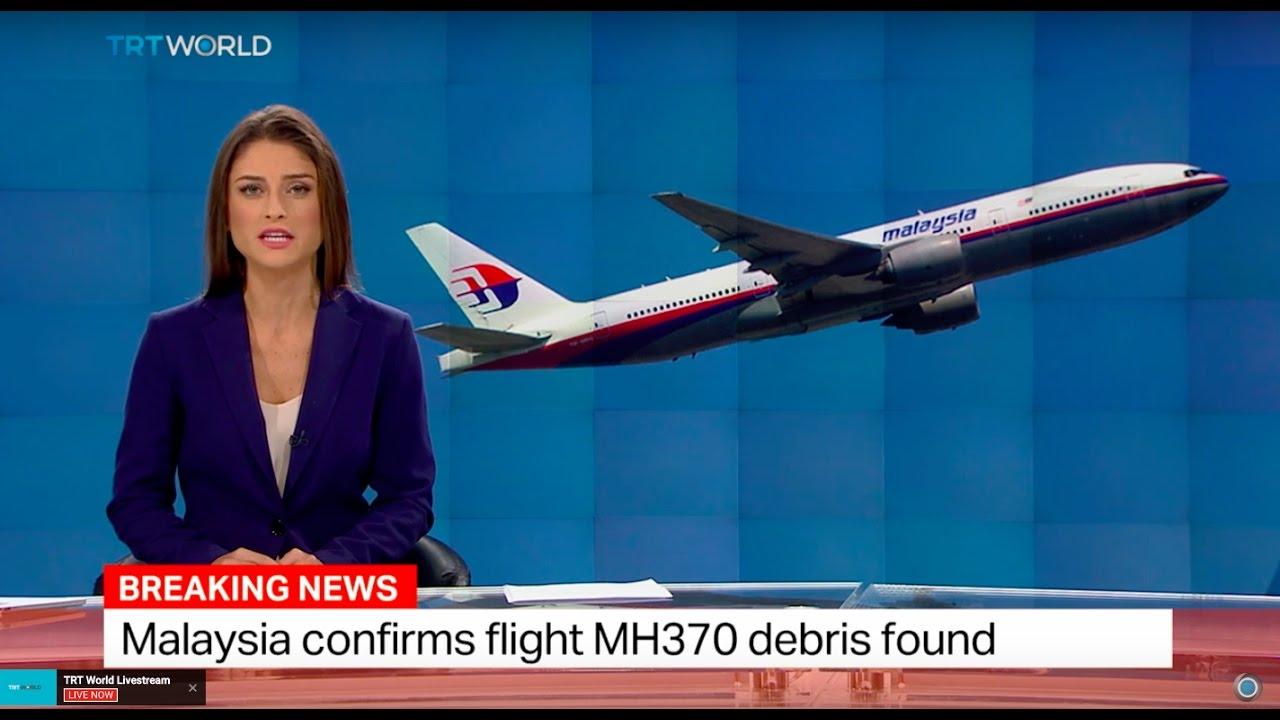 Missing Malaysian Plane Malaysia Confirms Flight Mh370 Debris Found Youtube