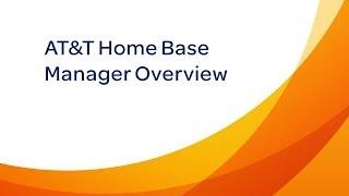 Video AT&T Home Base Manager : Home Base Manager download MP3, 3GP, MP4, WEBM, AVI, FLV Desember 2017