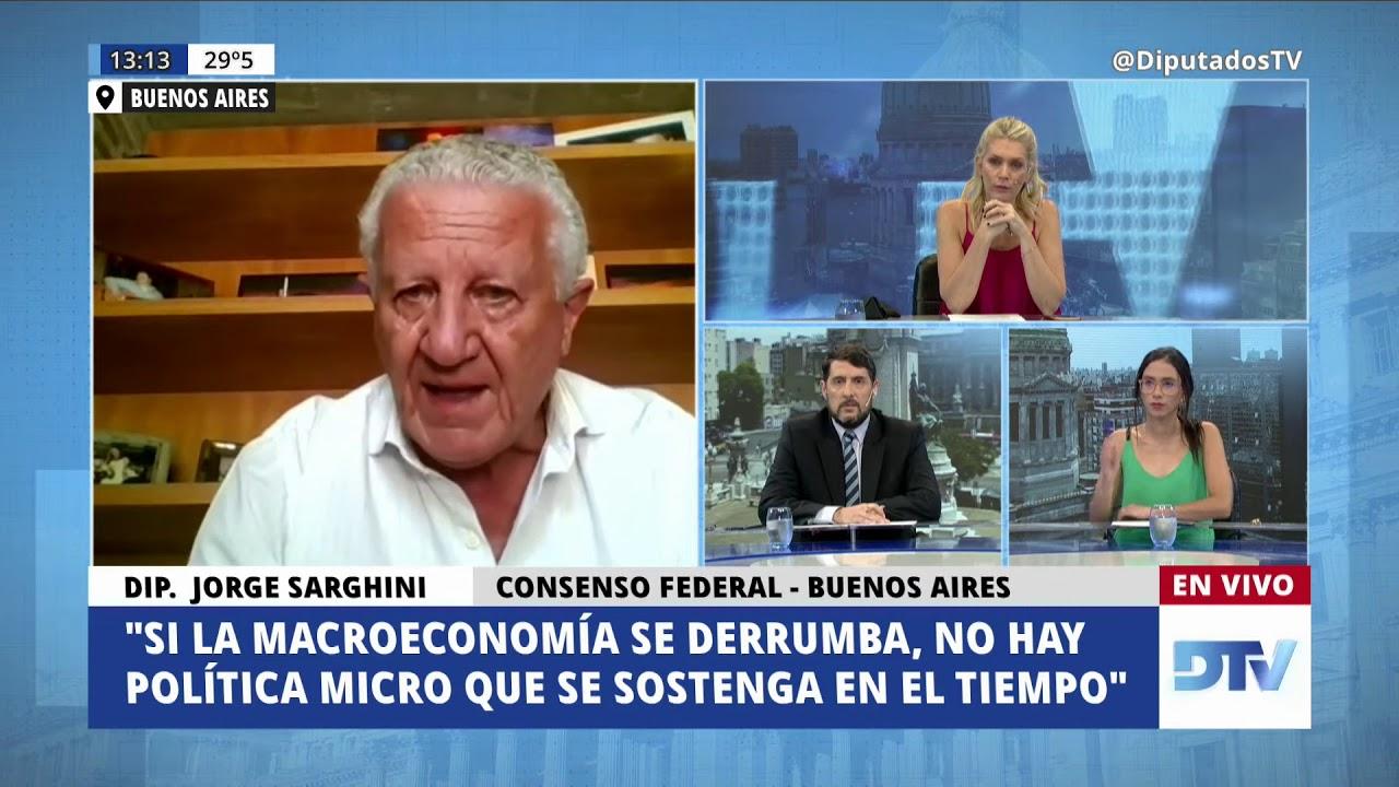 DTV El Periodismo en el Congreso con Melina Fleiderman - Programa 07/01/2021