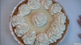 Old Fashioned Key Lime Pie Recipe ~ Noreen's Kitchen