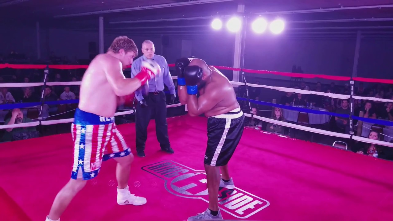 ABA - Bedlam Productions - Main Event - Round 2