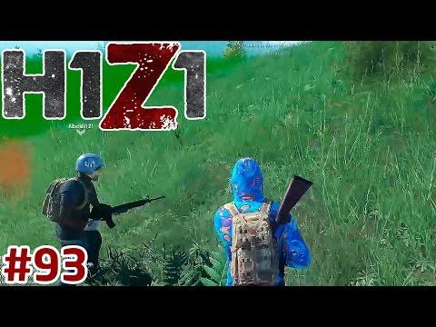 Boğulduk I H1Z1 Battle Royale Türkçe I 93. Bölüm