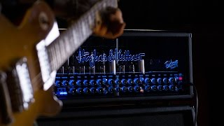 The Hughes & Kettner TriAmp Mark 3: Changing the Game - new for NAMM 2015!