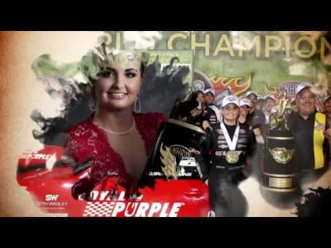 2015 Mello Yello Awards Show Pt 02: Manufacturers Cup, Erica Enders